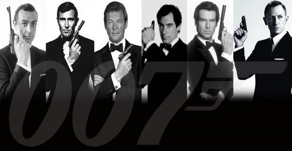 7th James Bond?